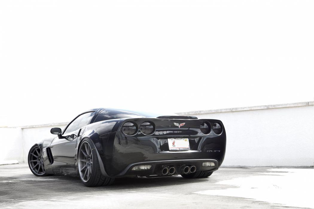 chevrolet corvette z06 wallpaper