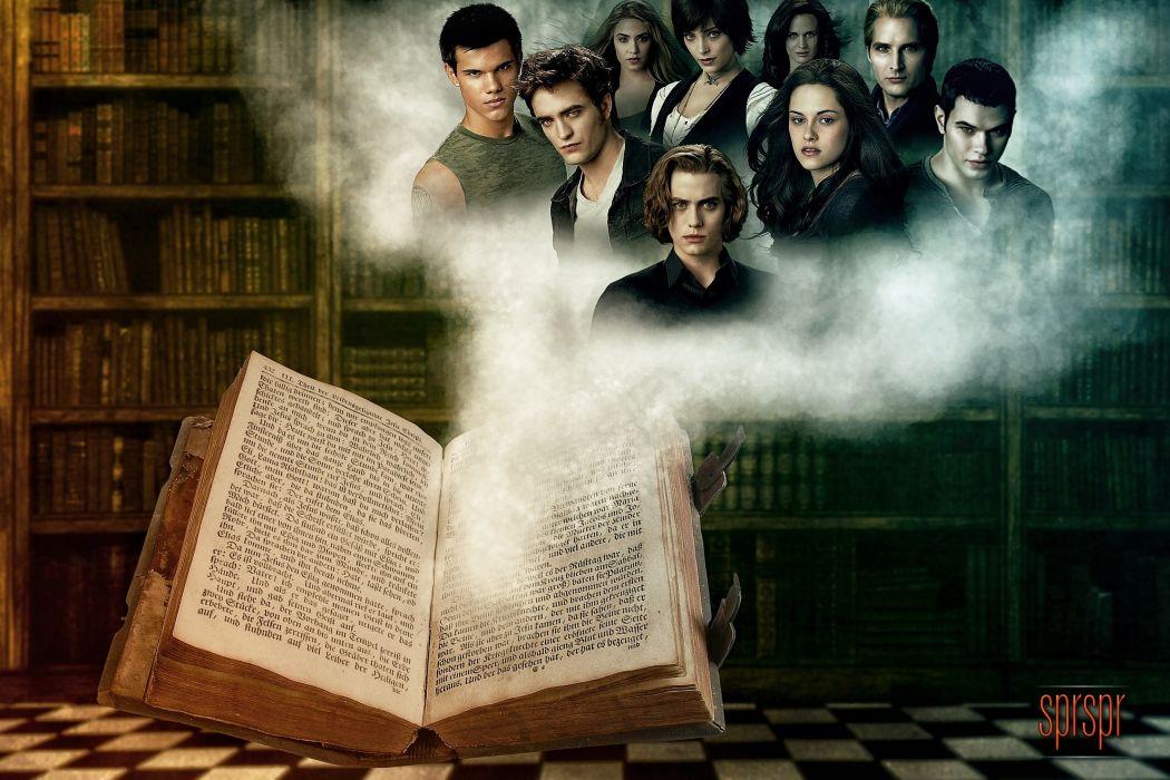 twilight saga fantasy wallpaper