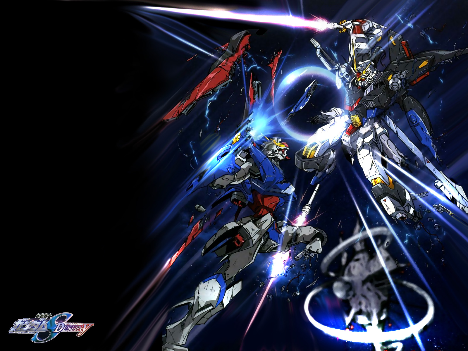 Download Wallpaper 1080x1920 Gundam seed, Alacus clyne, Cagalli ...