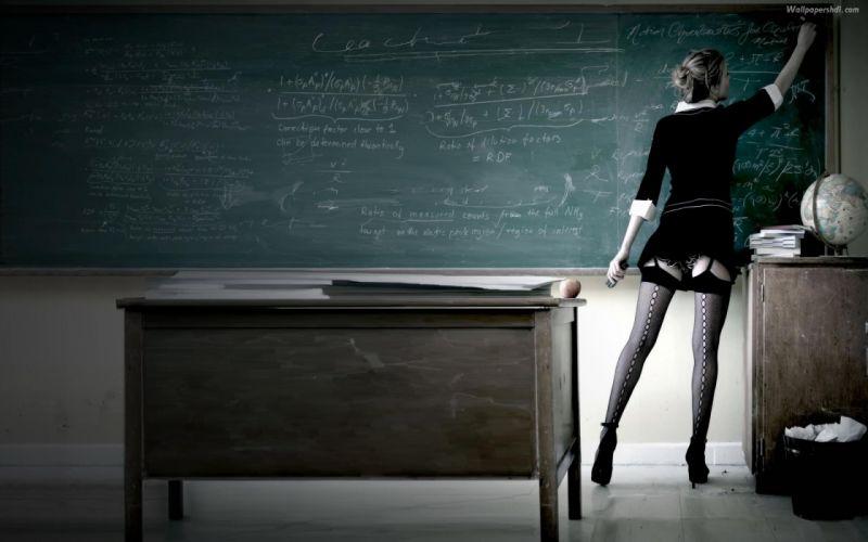 sexy teacher wallpaper