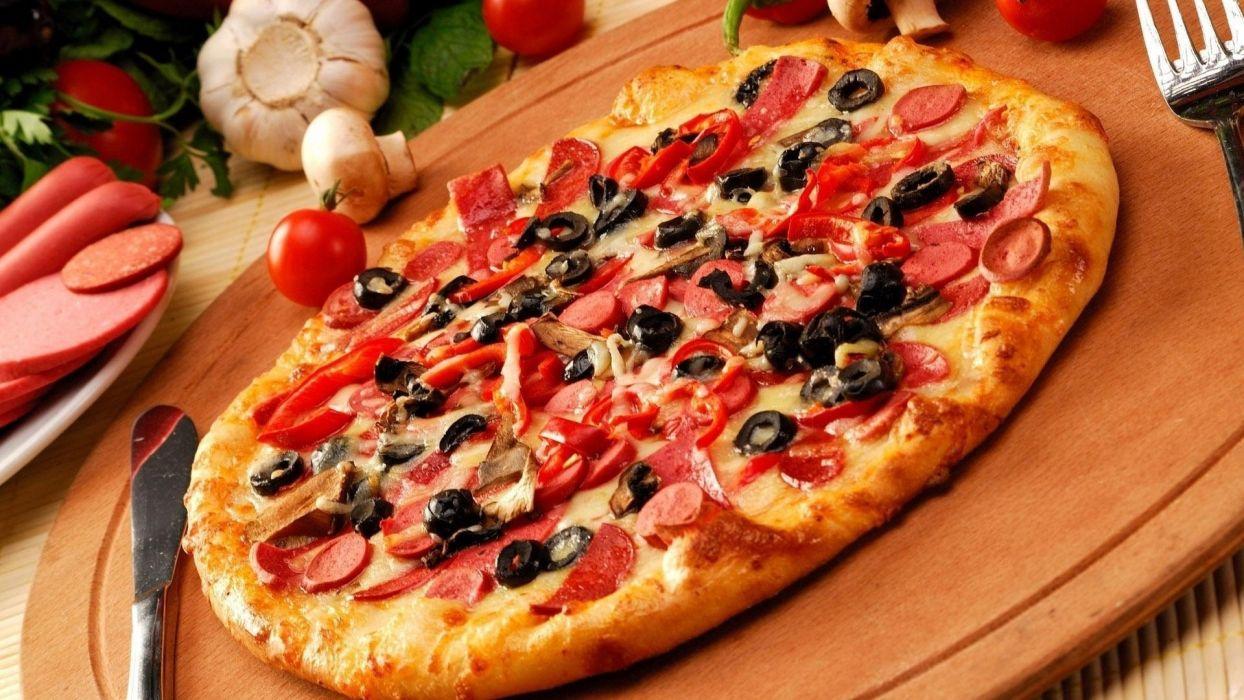 pizza wallpaper | 1920x1080 | 76121 | wallpaperup