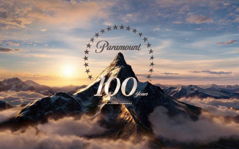 100 paramount mountain years landscape stars viacom ice wallpaper
