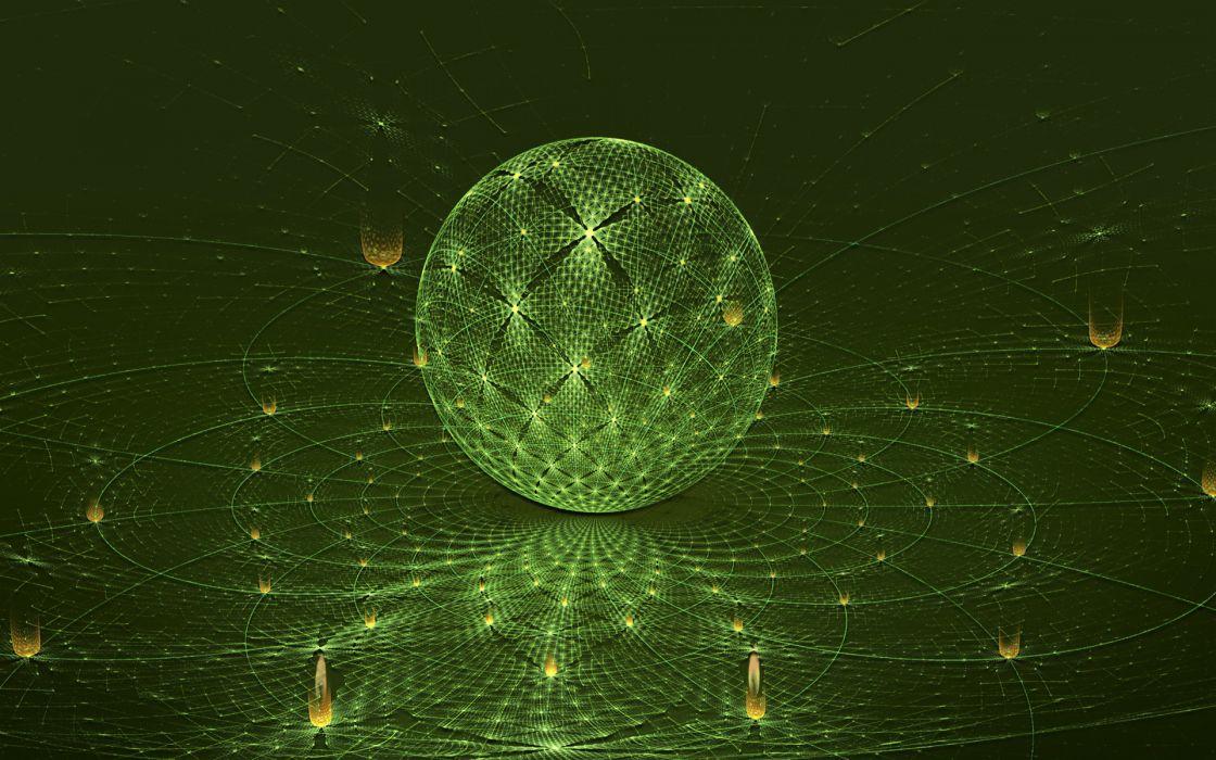 abstraction fractal 3d art       s wallpaper