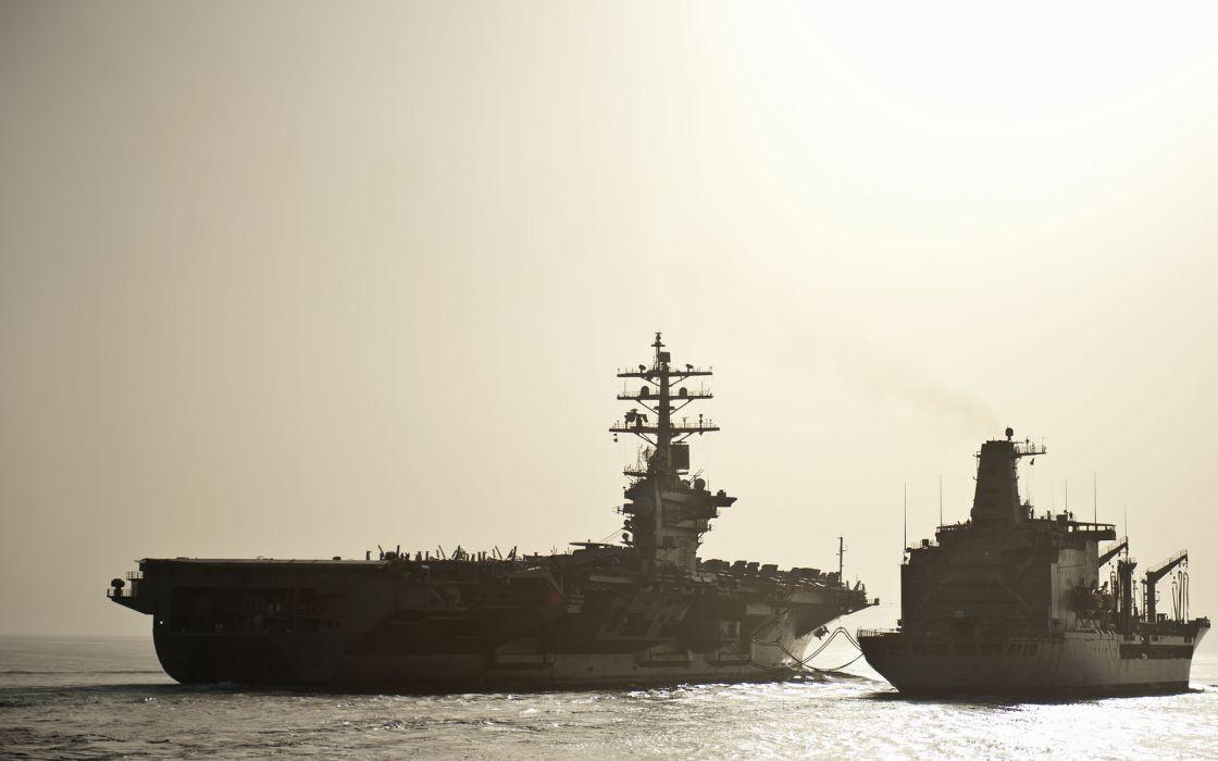 Aircraft Carrier Ship military wallpaper