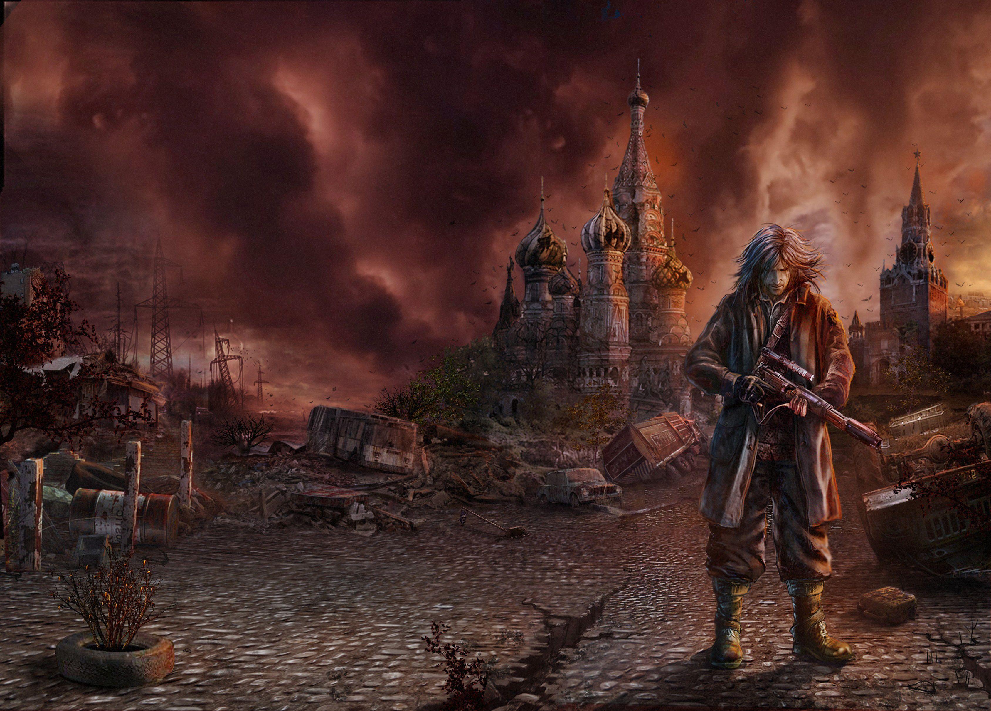 Картинки сергей тармашев древний постапокалипсис
