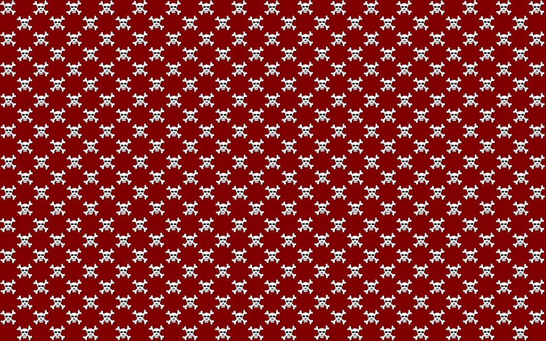 skull red background wallpaper