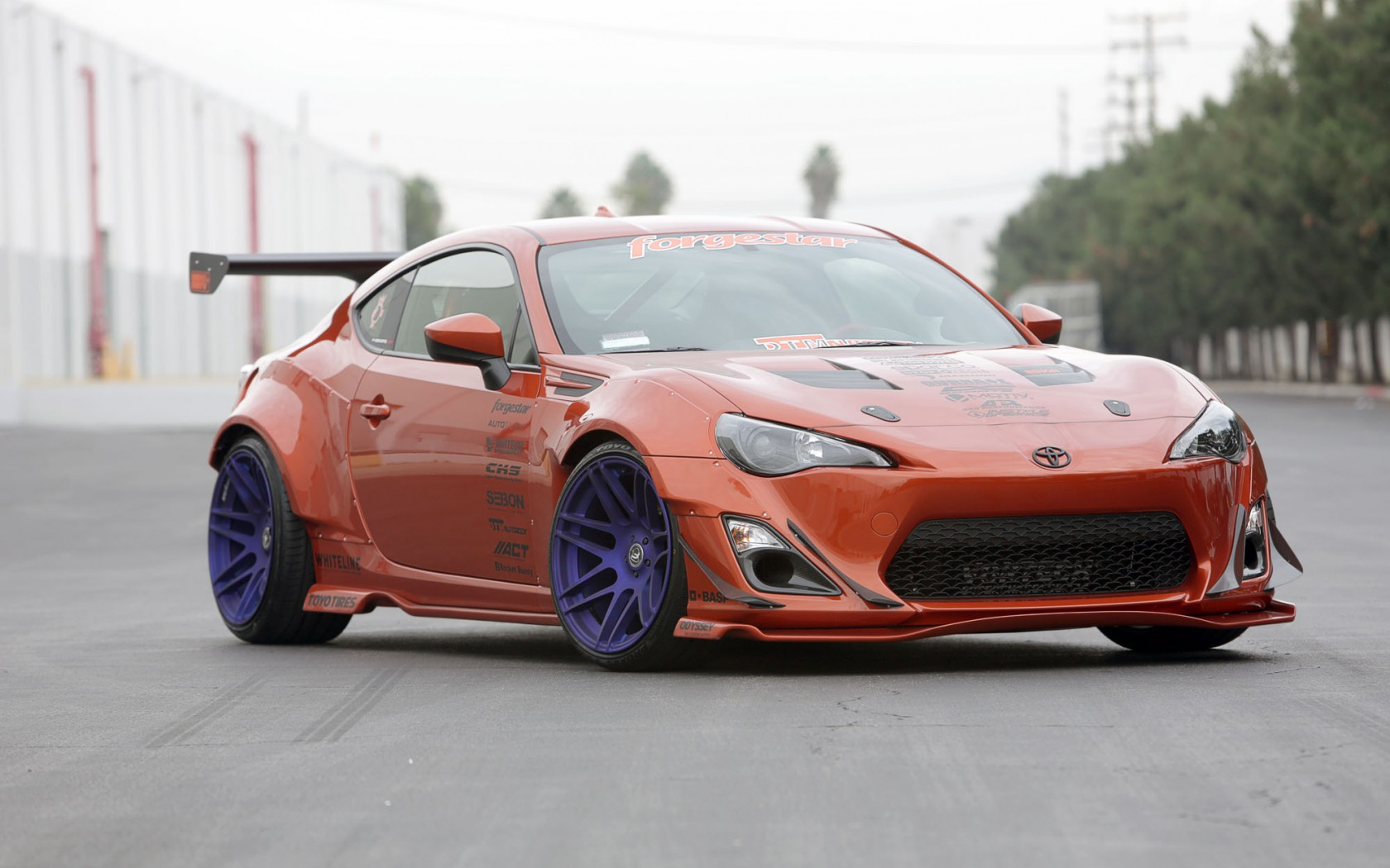 Scion Frs Turbo >> Toyota 86 Scion FR-S Tuning e wallpaper | 1680x1050 | 76675 | WallpaperUP
