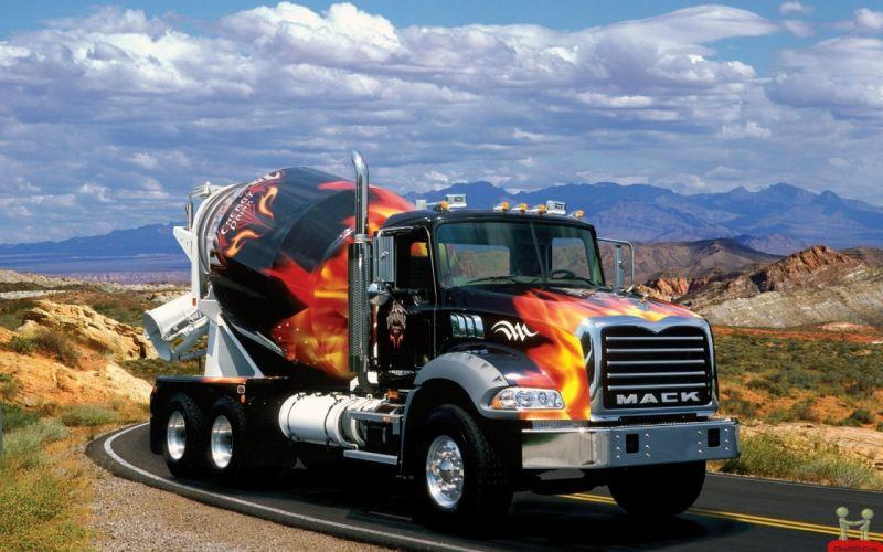 Volvo lorries trucks wallpaper