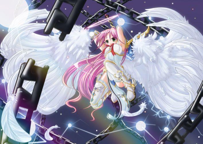 tagme original anime angel angels girls wallpaper