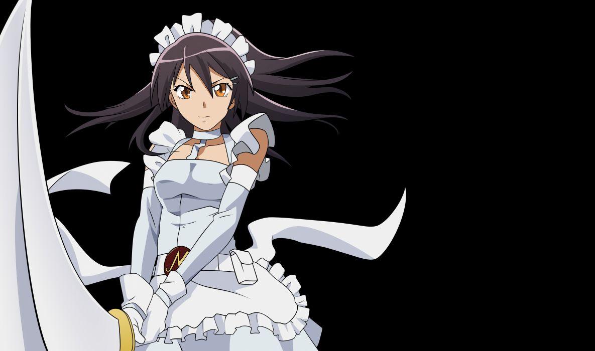 ayuzawa misaki gloves kaichou wa maid sama katana sword transparent vector weapon wallpaper