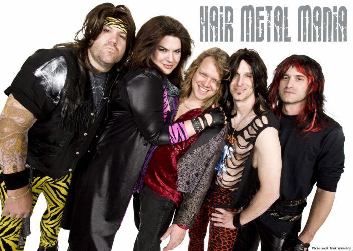 hair metal heavy bands hard rock wallpaper