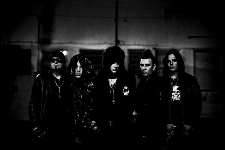 THE 69-EYES EYES heavy metal hard rock glam f wallpaper