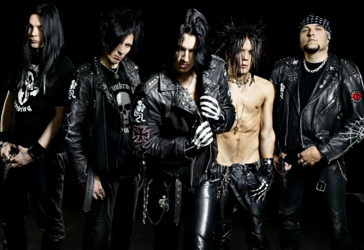 THE 69-EYES EYES heavy metal hard rock glam r wallpaper