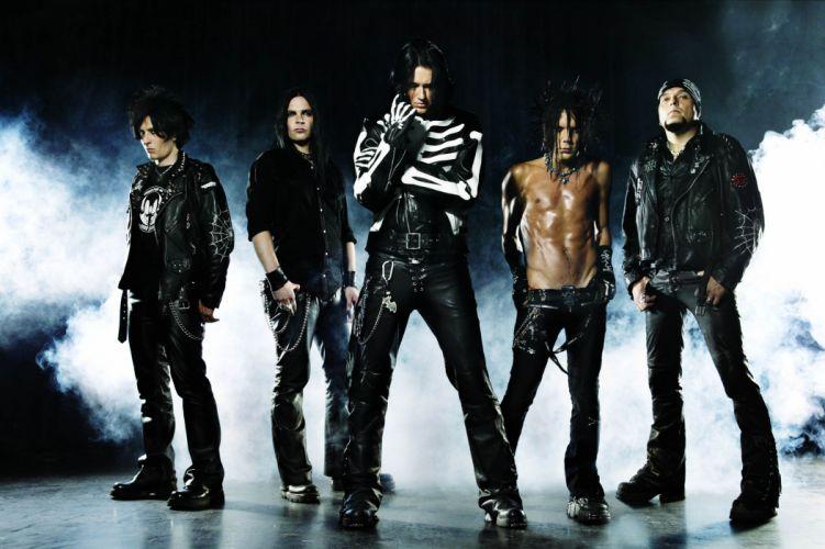 THE 69-EYES EYES heavy metal hard rock glam w wallpaper