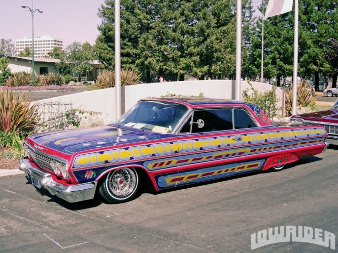 LOWRIDER lowriders custom auto car cars vehicle vehicles automobile automobiles b wallpaper