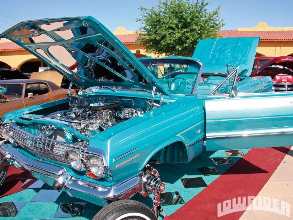 LOWRIDER lowriders custom auto car cars vehicle vehicles automobile automobiles engine engines wallpaper