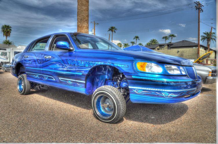 LOWRIDER lowriders custom auto car cars vehicle vehicles automobile automobiles hdr b wallpaper