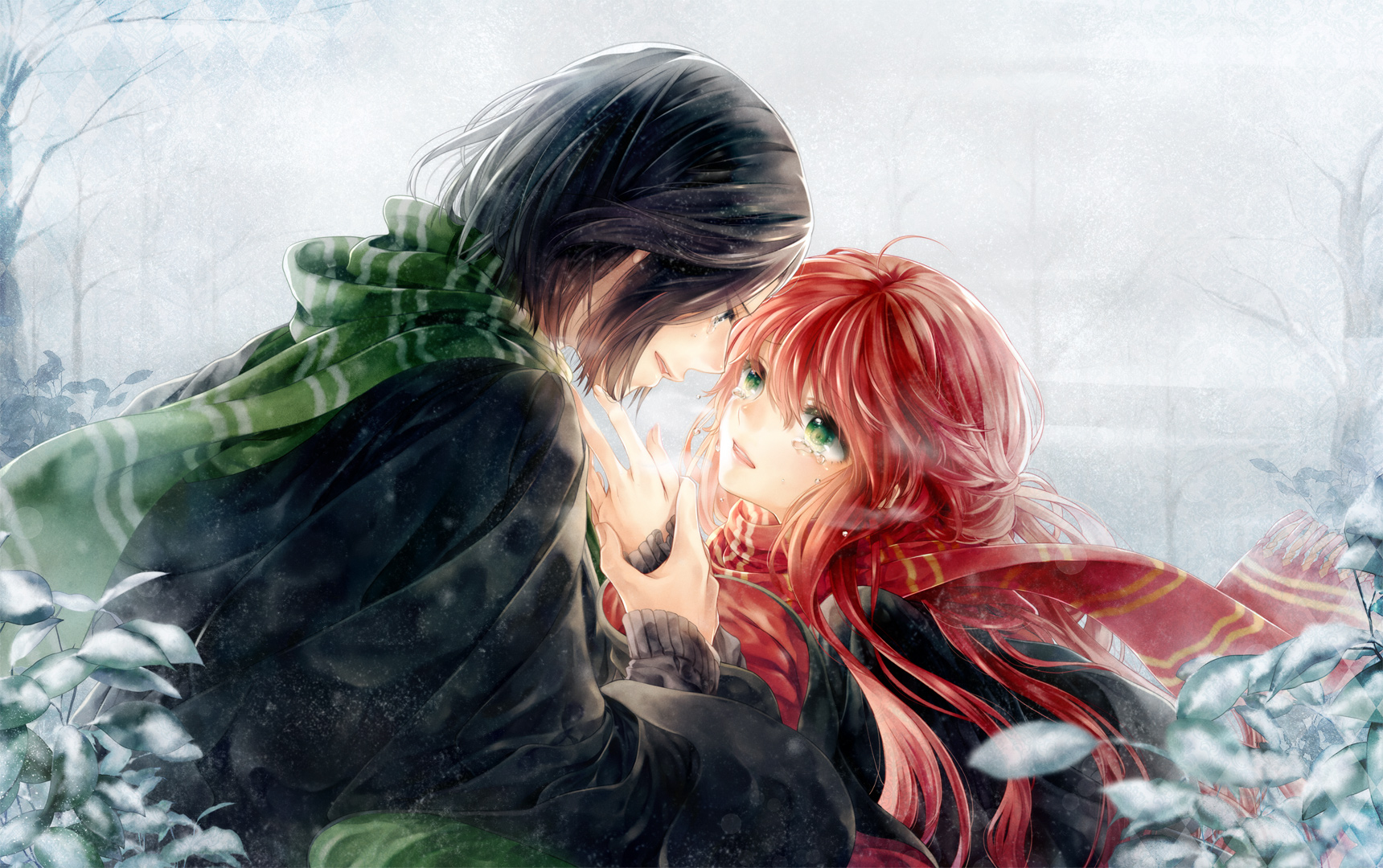 severus and lily - photo #22
