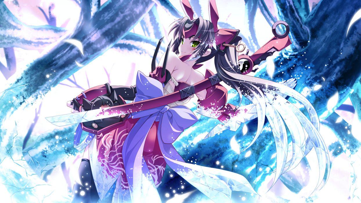 game cg kouyoku no soleil -viiaeus world- skyfish tamaru makoto wallpaper