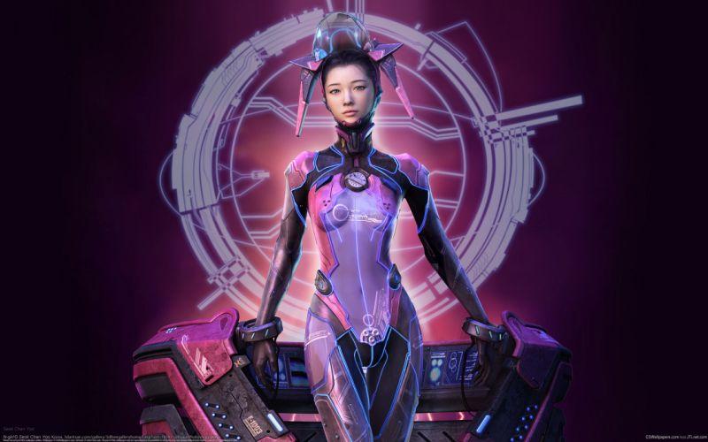 cyborg robot mech mechanical u wallpaper