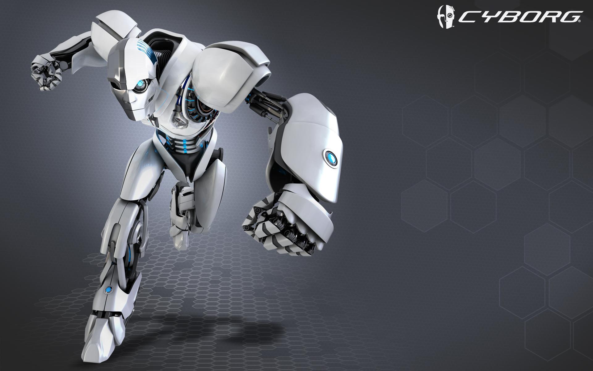Cyborg robot mech mechanical videogames wallpaper - Robot wallpaper 3d ...