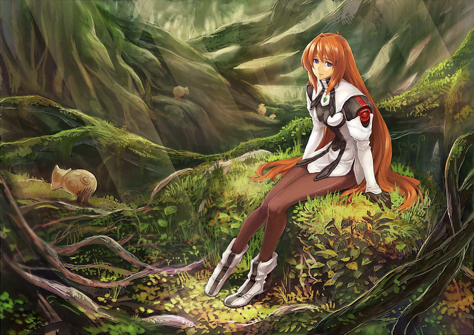 elehaym van houten guchico xenogears wallpaper backgroundXenogears Wallpaper