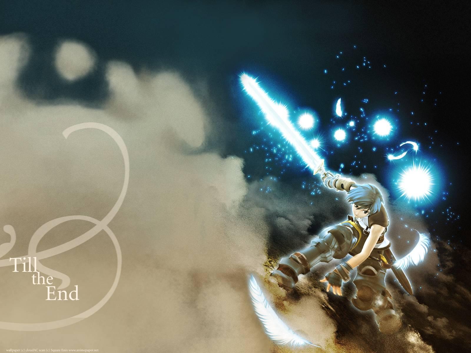 Fate Linegod Fayt Leingod Feathers Star Ocean Star Ocean 3 Sword
