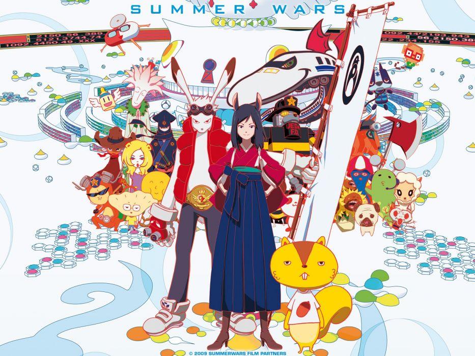 shinohara natsuki summer wars tagme wallpaper