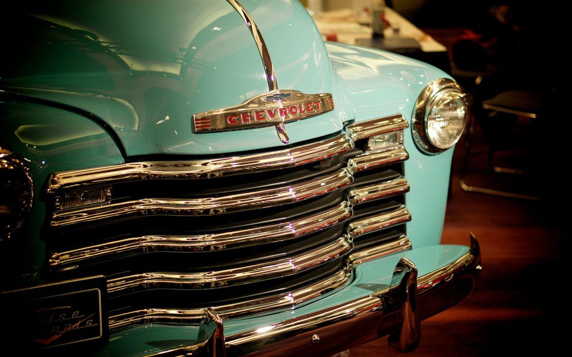 Chevrolet Classic Car Classic wallpaper