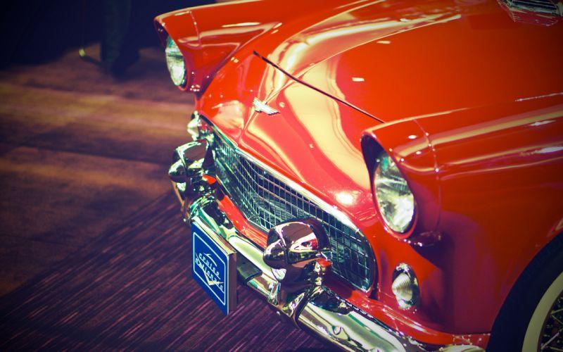 Ford Classic Car Classic Hot Rod Warm wallpaper