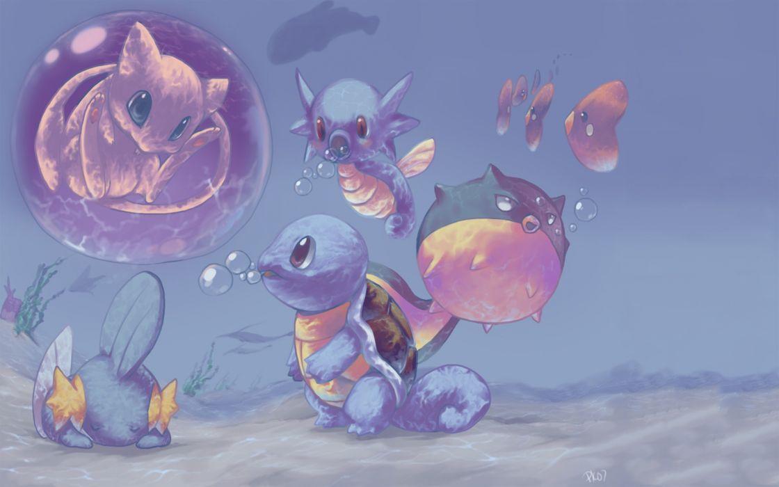 Pokemon Purple wallpaper