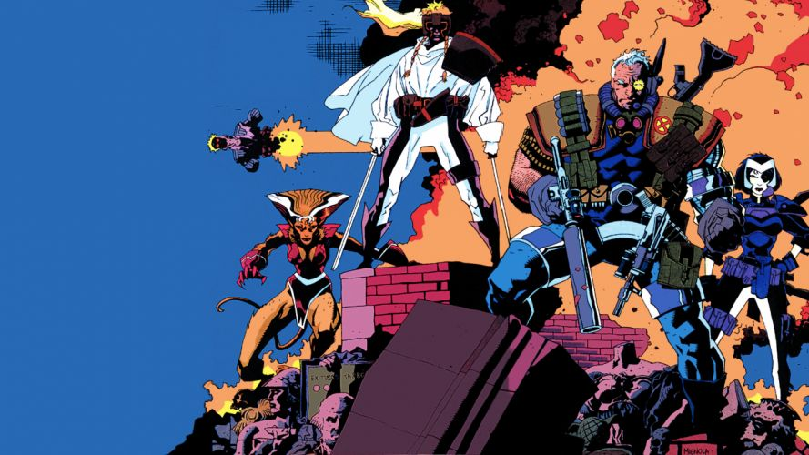 X-Force wallpaper