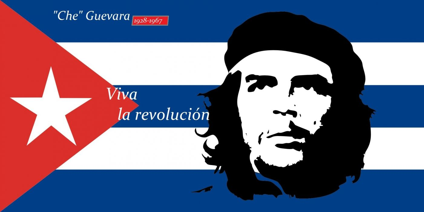 Che Cuba the revolution wallpaper