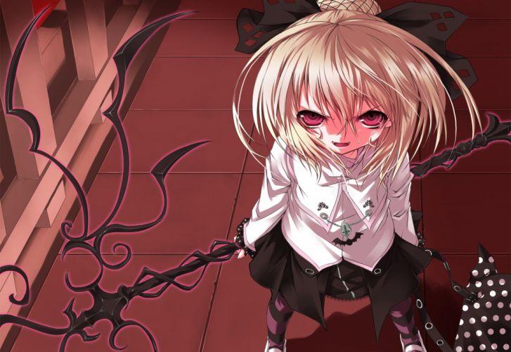 Gothic Delusion anime videogames e wallpaper