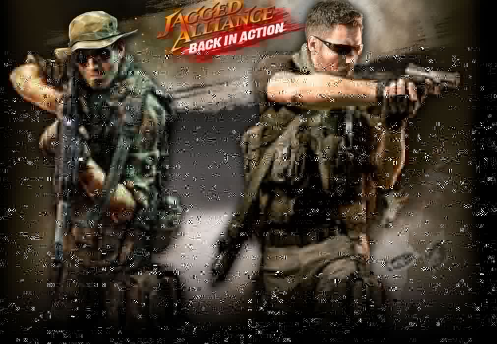 Jagged Alliance wallpaper