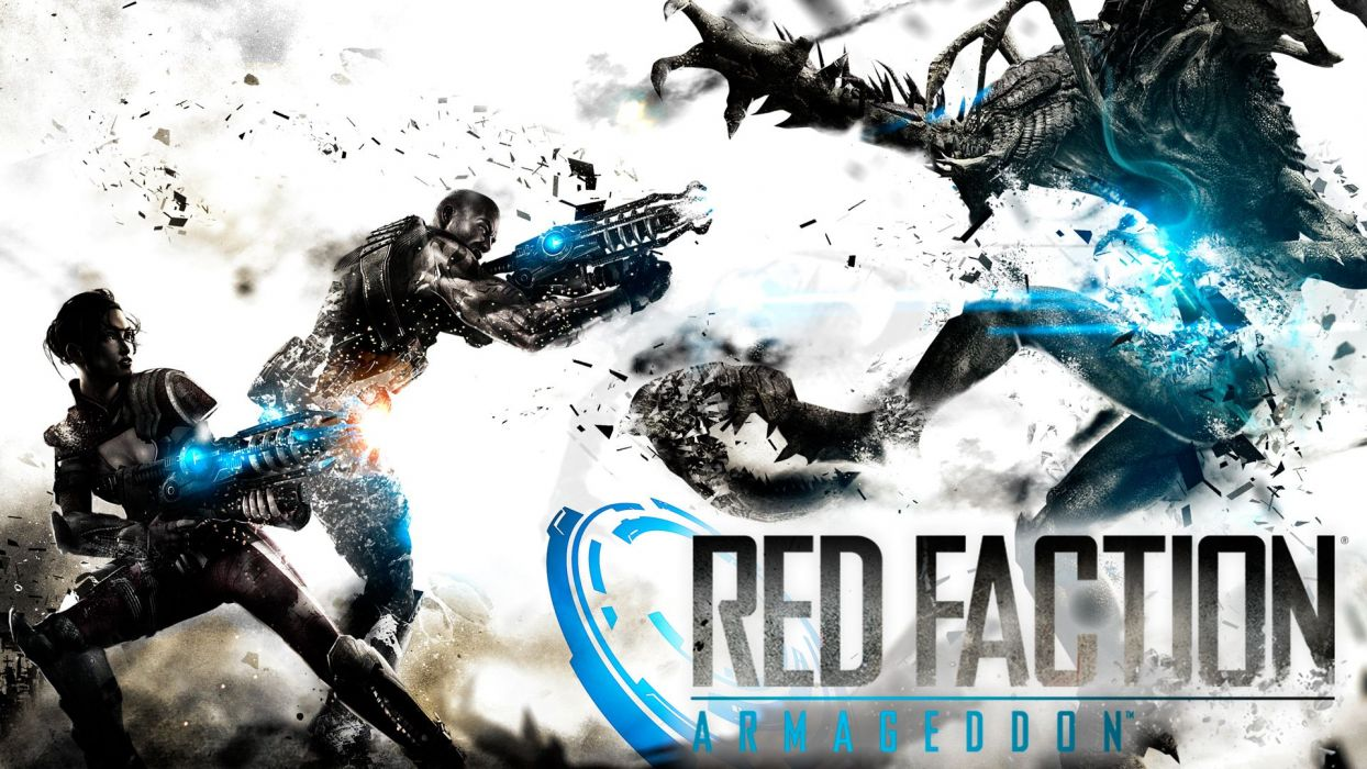 Red Faction      a wallpaper