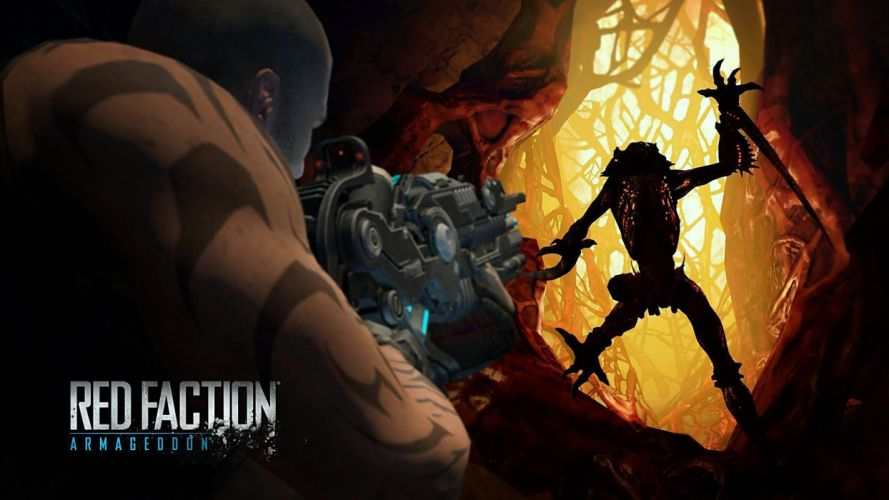 Red Faction w wallpaper