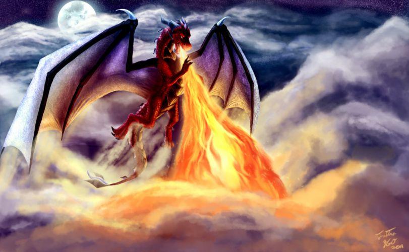 Spyro fantasy dragon dragons e wallpaper