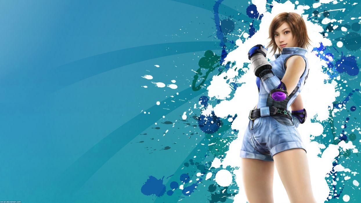Tekken     w wallpaper