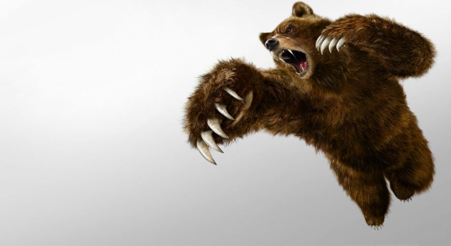 Tekken bears bear dark wallpaper