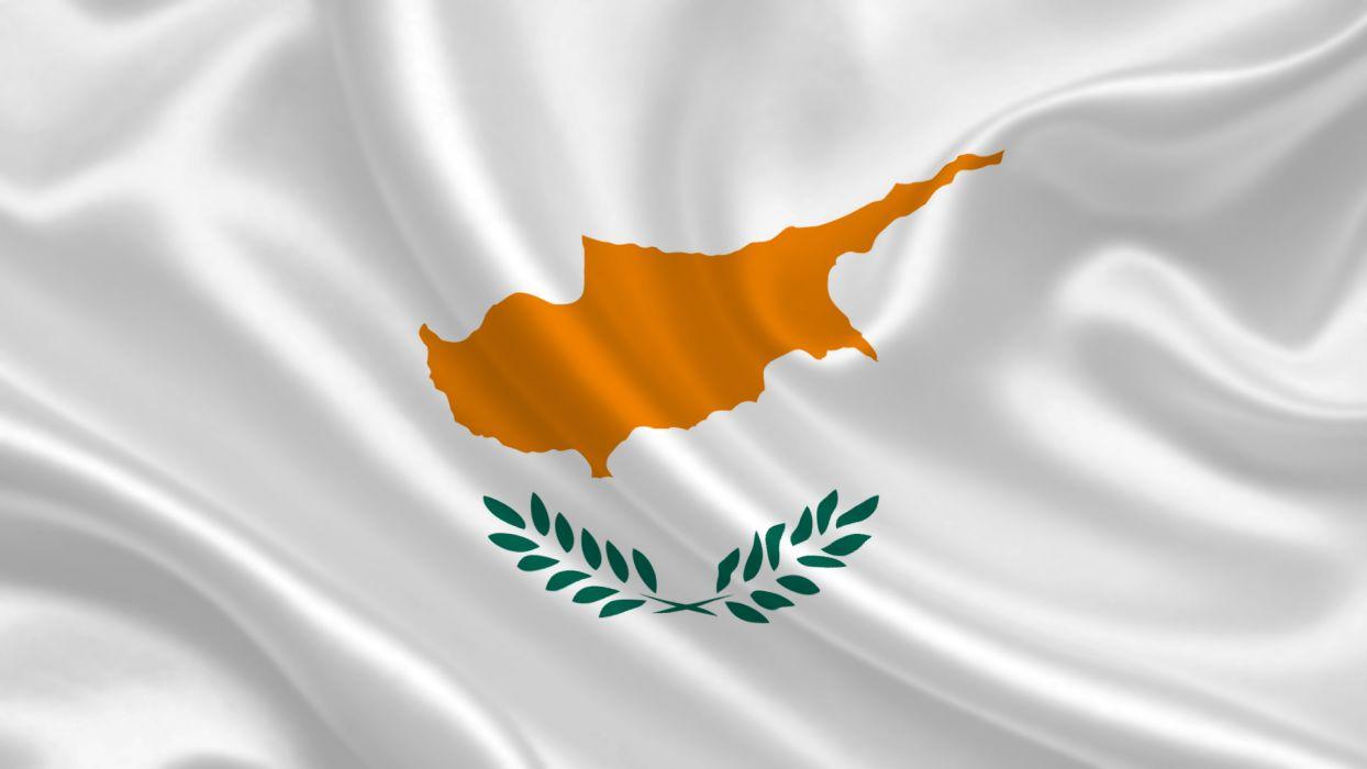 Cyprus Flag wallpaper