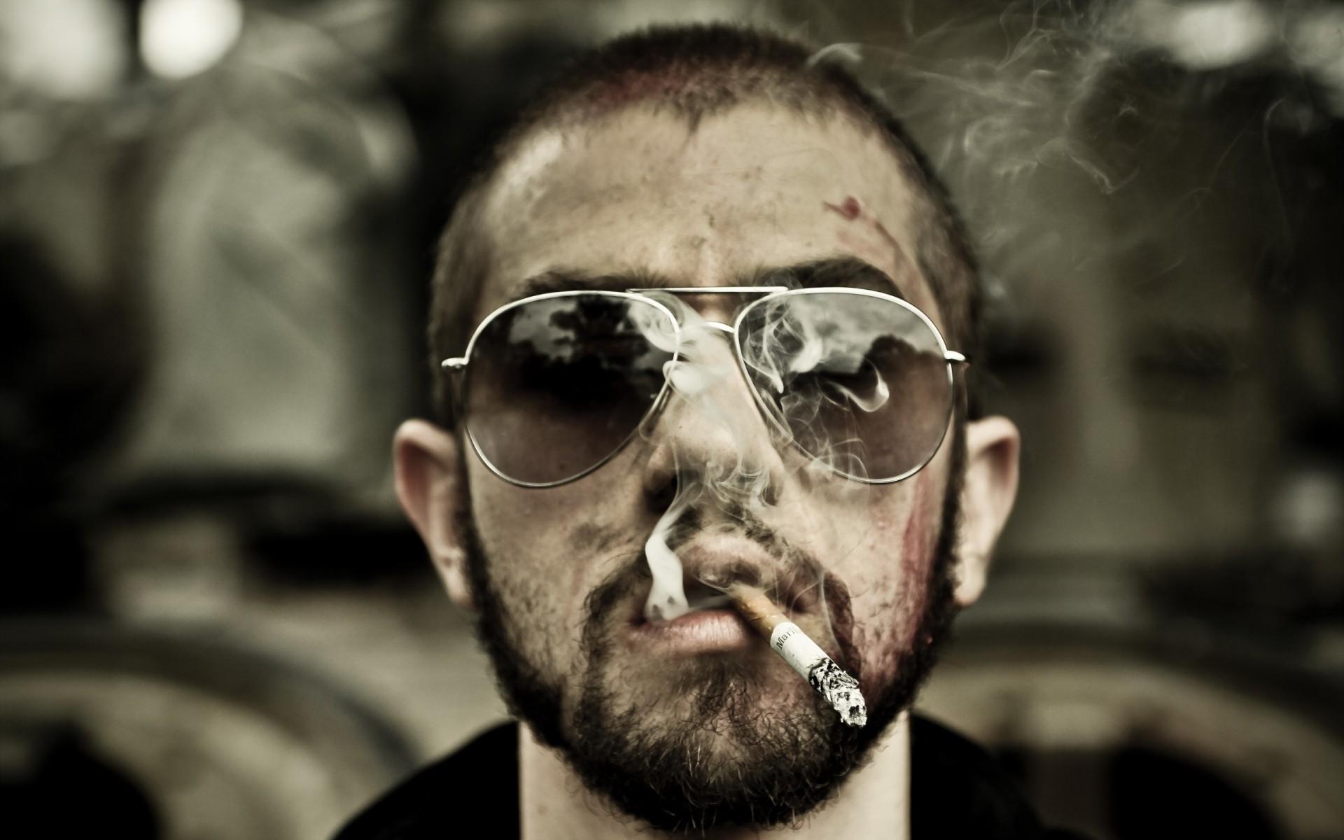 Sad Smoking Wallpapers