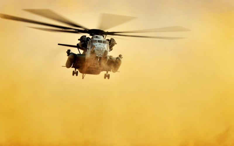 Helicopter military wallpaper