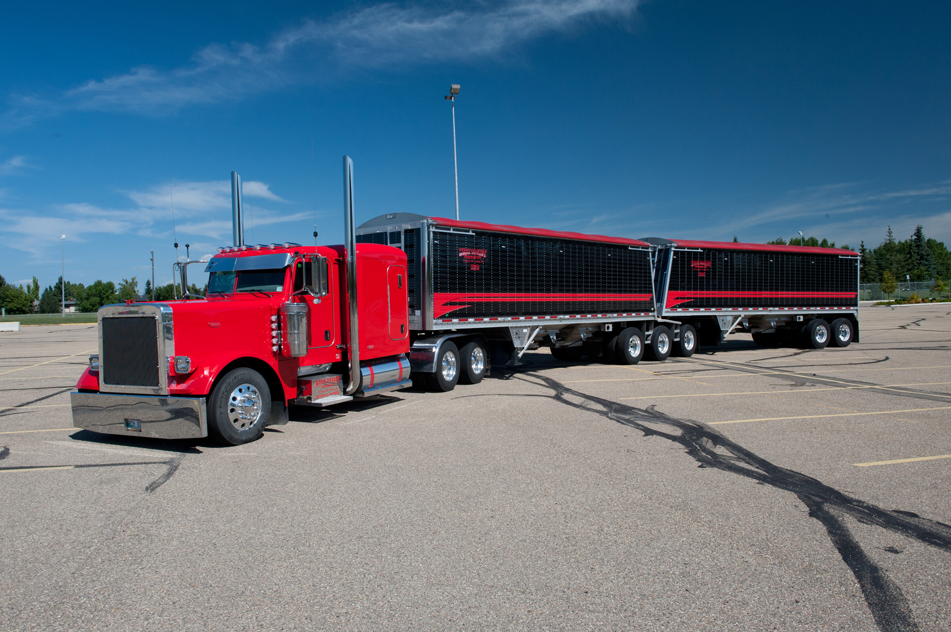 Images of Big Rig Wallpapers And Backgrounds - #SC