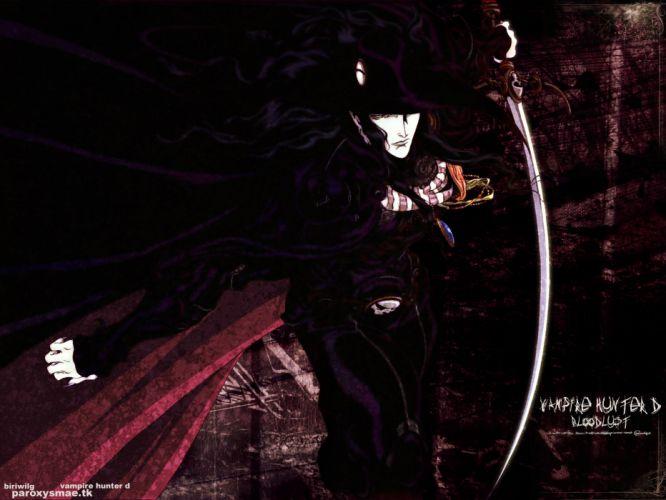 vampire hunter d r wallpaper