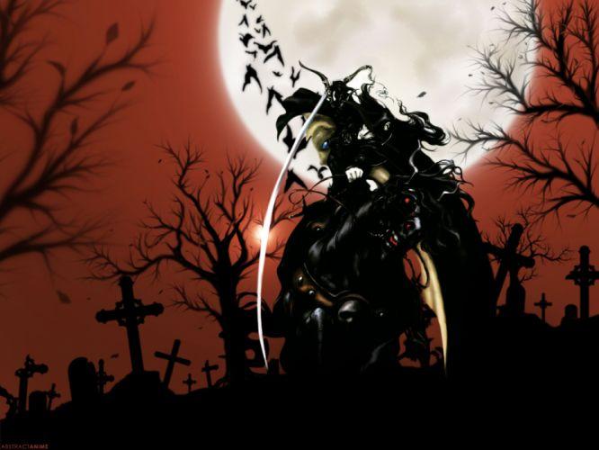vampire hunter d q wallpaper