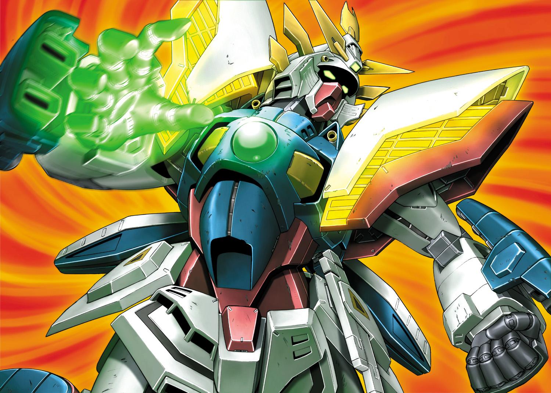 mecha mobile fighter g gundam  G Gundam Wallpapers