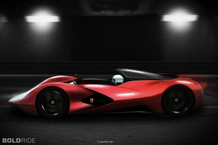 2011 Ferrari Aliante Concept supercar supercars t wallpaper