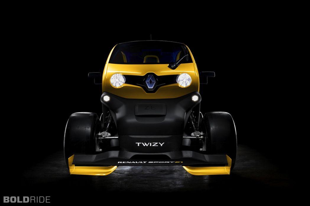 2013 Twizy Renault Sport F1 Concept       w wallpaper