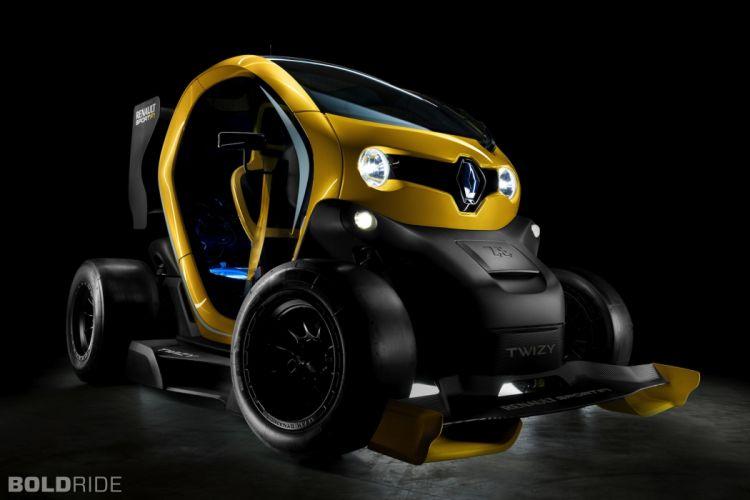 2013 Twizy Renault Sport F1 Concept wallpaper